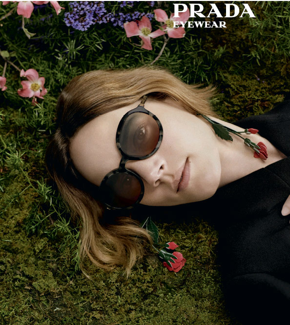 Photo Prada Eyewear F/W 2019 Campaign