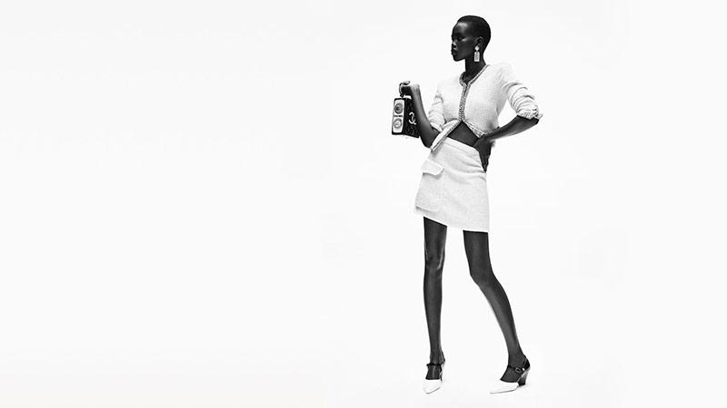 Photo Chanel Resort 2020 by Karim Sadli
