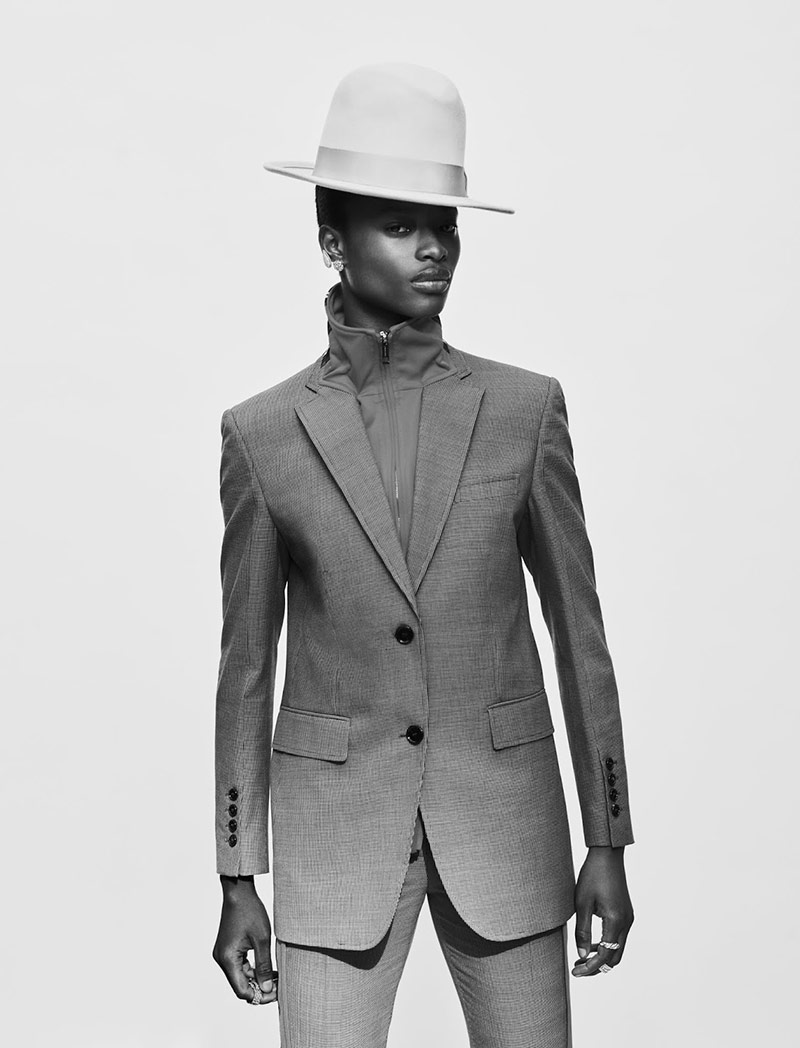 Photo Mayowa Nicholas by Jamie Morgan for LExpress Style