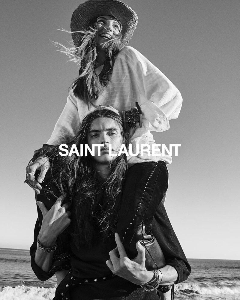Photo Saint Laurent S/S 2020
