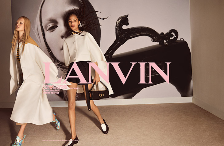 Photo Lanvin Spring Summer 2020 Campaign