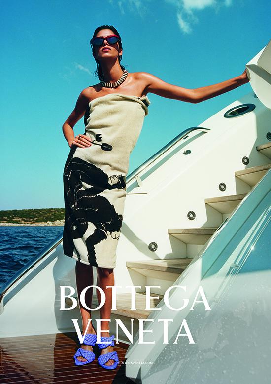 Photo Mica Arganaraz for Bottega Veneta Spring/Summer 2020