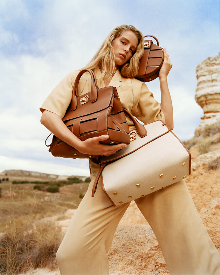 Photo Salvatore Ferragamo Spring/Summer 2020 Campaign