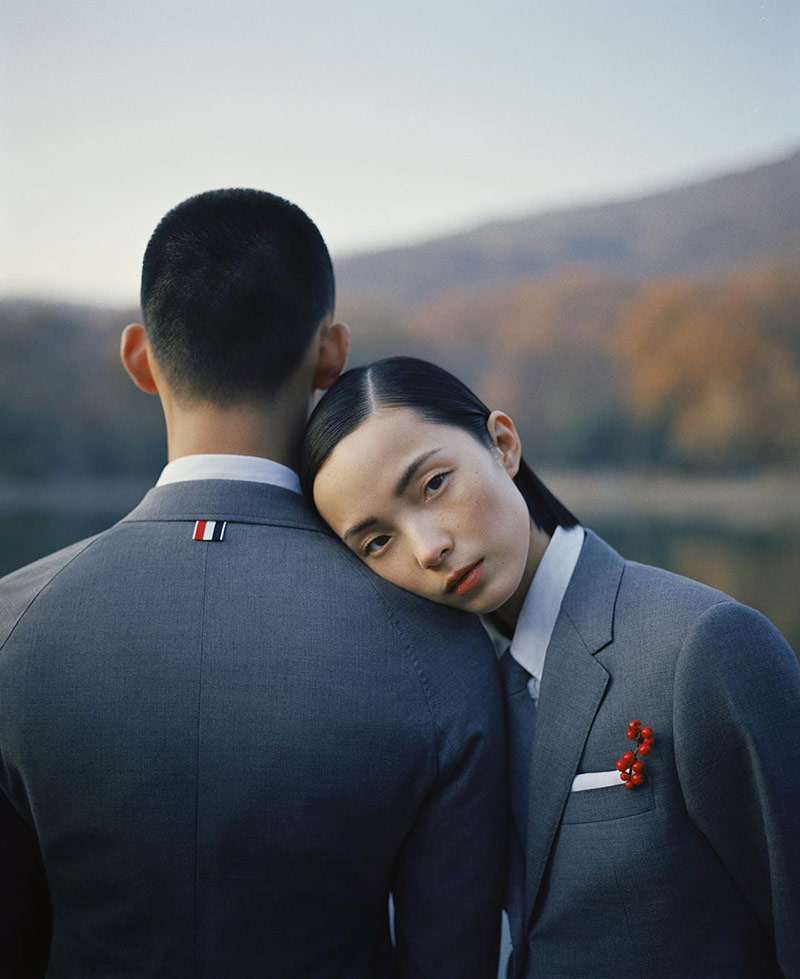 Photo Thom Browne Lunar New Year 2020 Campaign