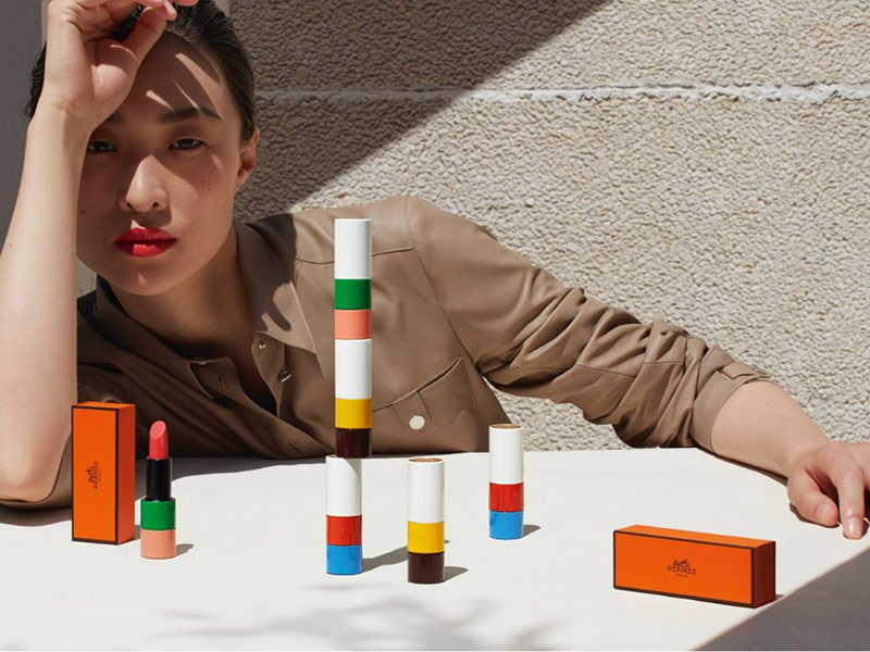 Photo Chu Wong for Hermes Beauty 2020