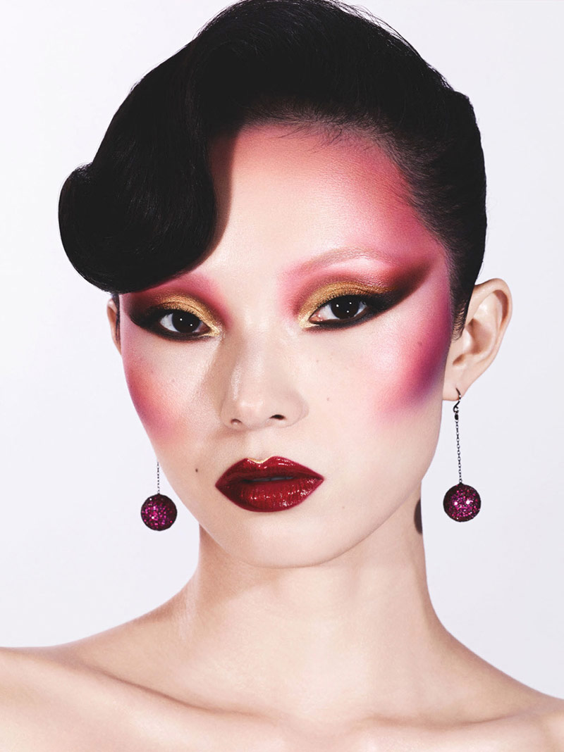 Photo Xiao Wen Ju by Ben Hassett for Vogue UK March 2020