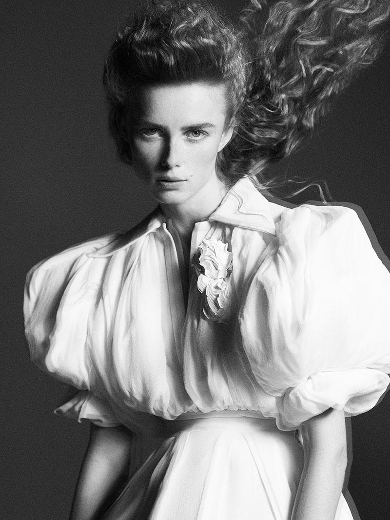 Photo Rianne van Rompaey for W Magazine