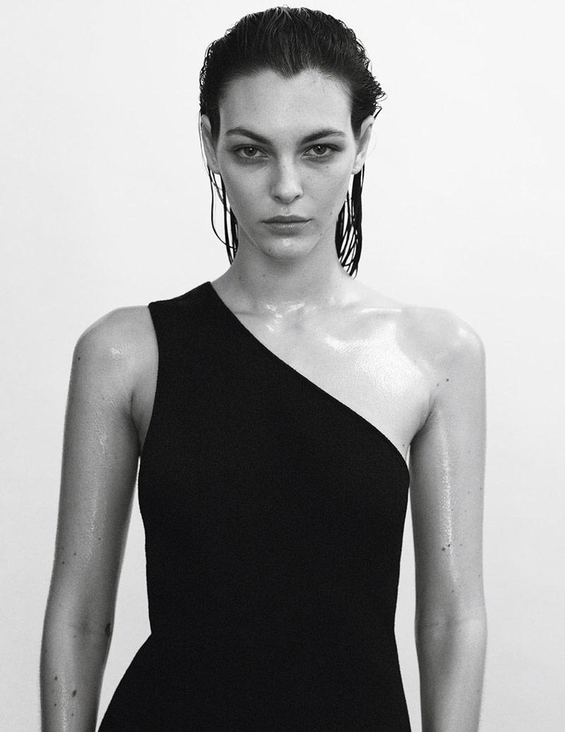 Photo Vogue Paris March 2020 by Mikael Jansson