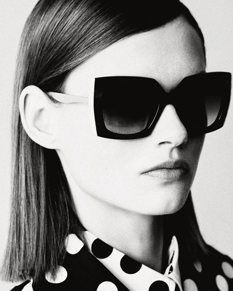 Photo Carolina Herrera Eyewear Spring/Summer 2020