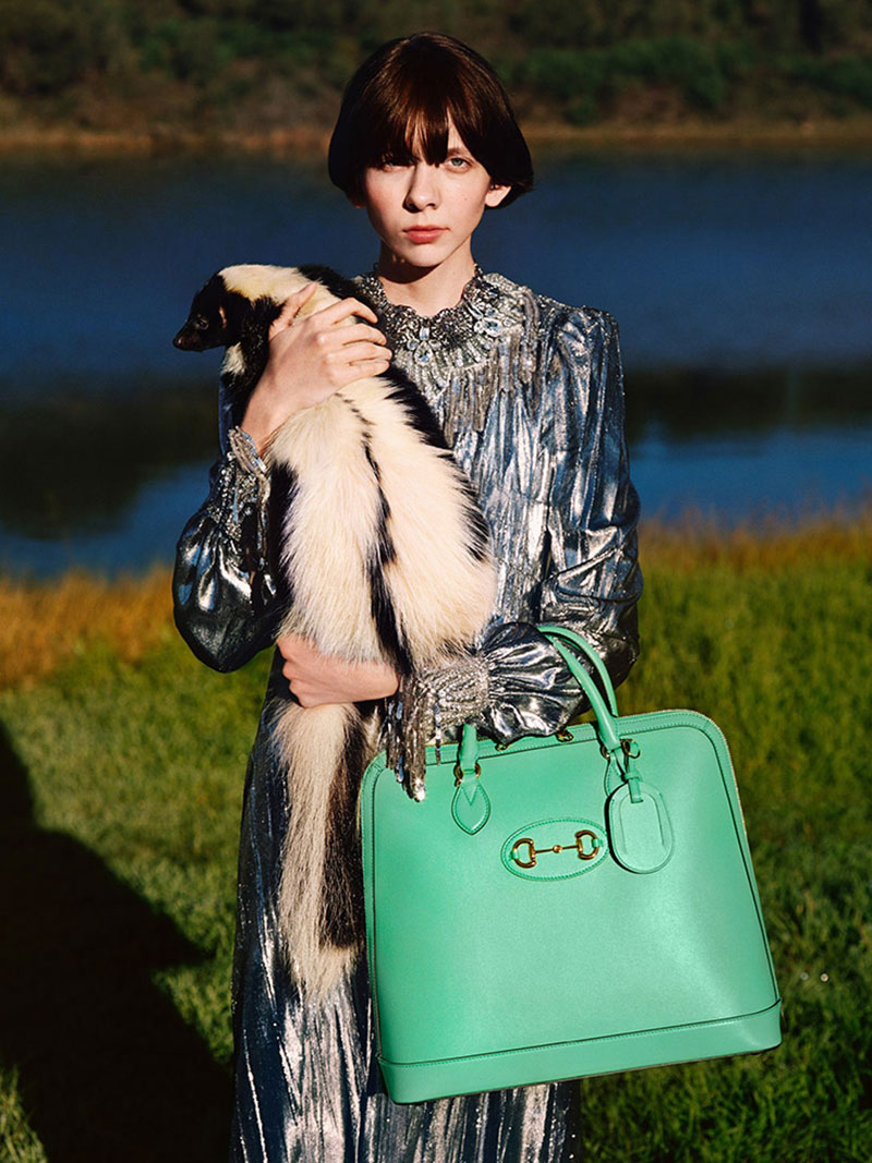 Photo Gucci Pre Fall 2020 by Alasdair McLellan