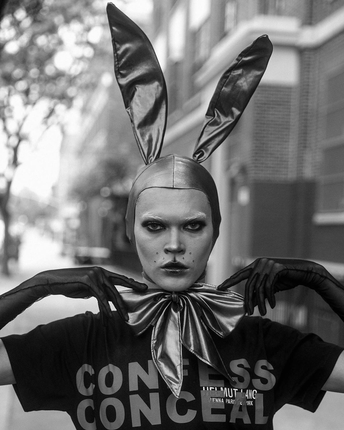 Photo Willie Norris on fashion, beauty, queerness, community and transformation