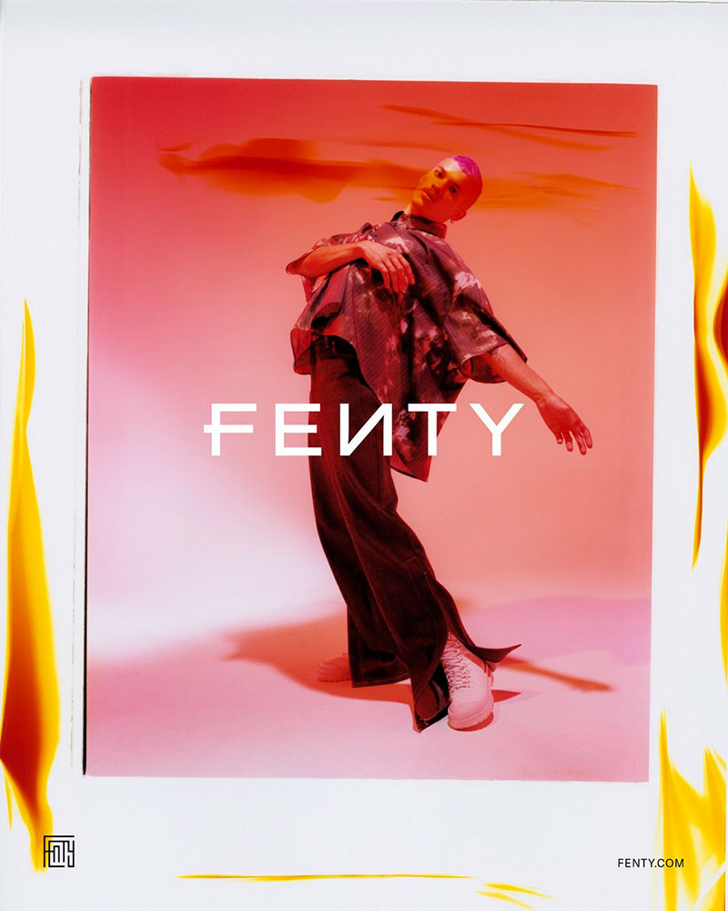 Photo Fenty Spring/Summer 2020