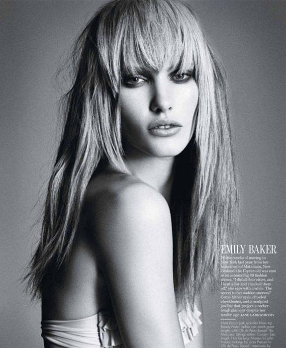 Photo of Emily Baker