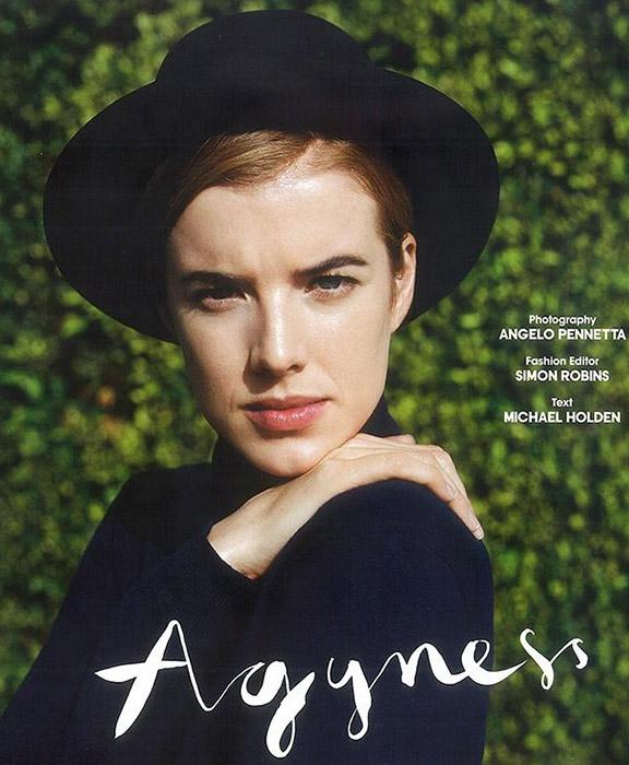 Photo of Agyness Deyn