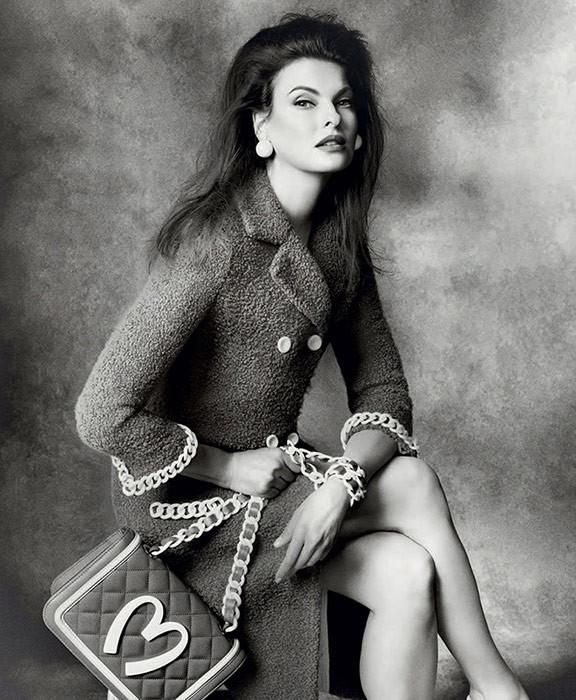 Photo of Linda Evangelista