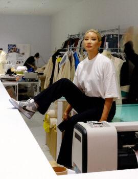 Yoon Ahn. Ambush. The Fashionography