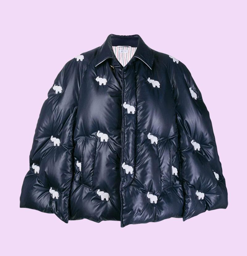 thom-browne-elephant-motif-cape