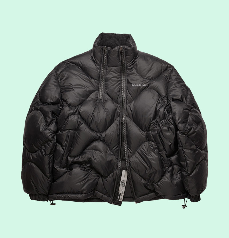 acne-double-zip-down-jacket