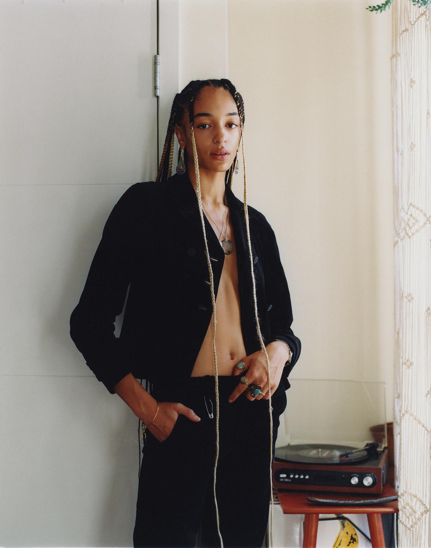 Indira Scott for The Fashionography