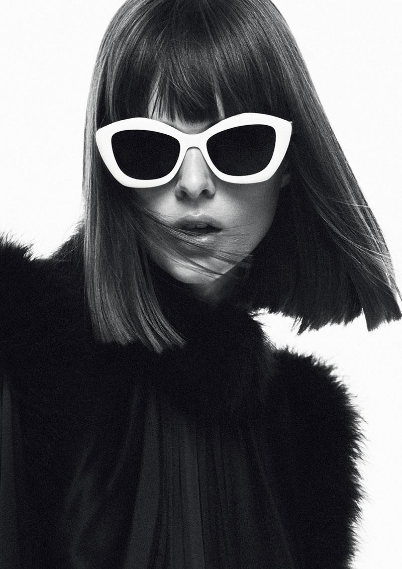 Saint Laurent's SS21 Eyewear Campaign