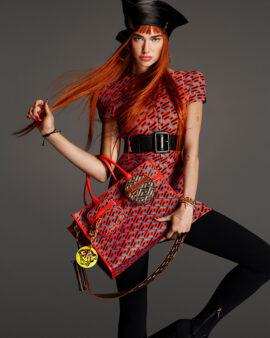 Dua Lipa Versace Collaboration
