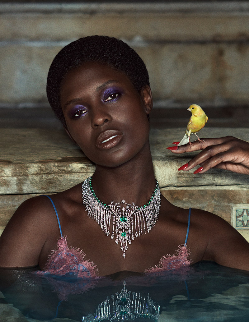 Gucci Hortus Deliciarum Jewelry Collection