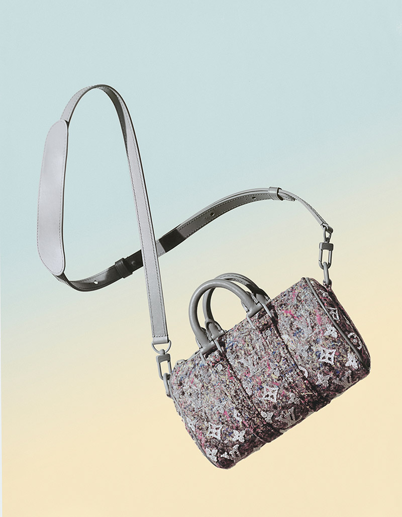 Louis Vuitton Eco-Responsible Felt Line
