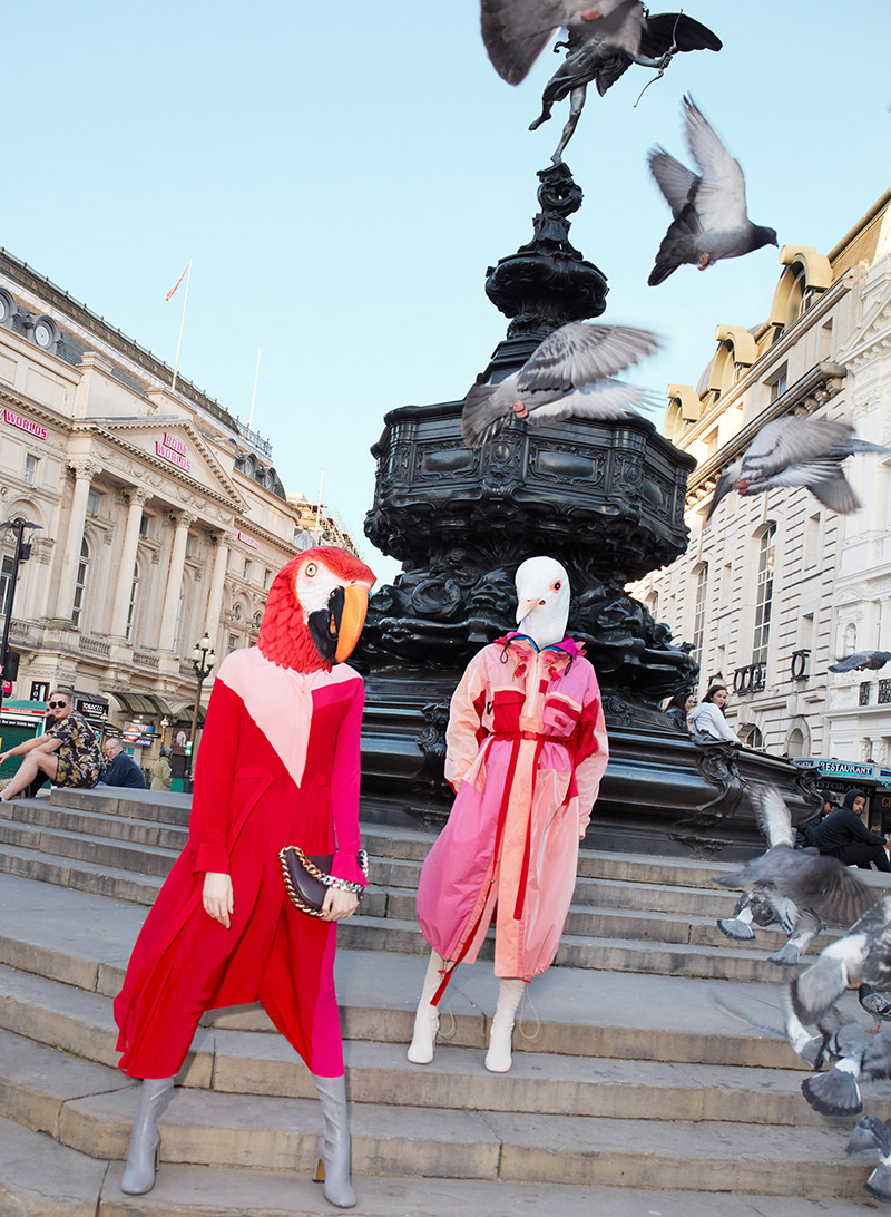 Stella McCartney Unveils Autumn 2021 Campaign