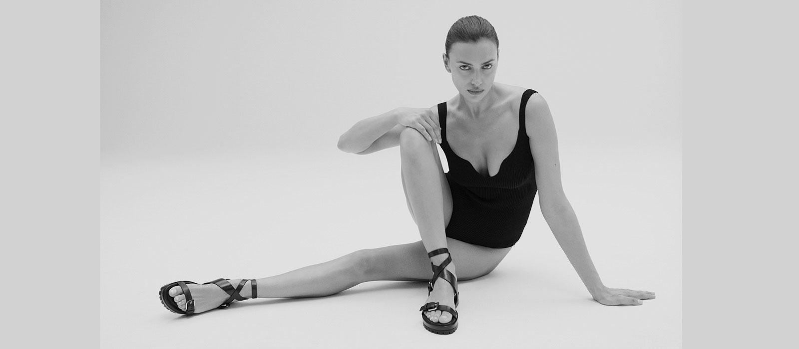 Tamara Mellon X Irina Shayk Collaboration