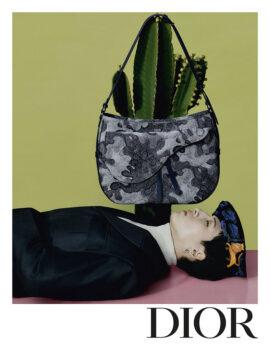 Dior Fall/Winter 2021-2022 Men's Campaign