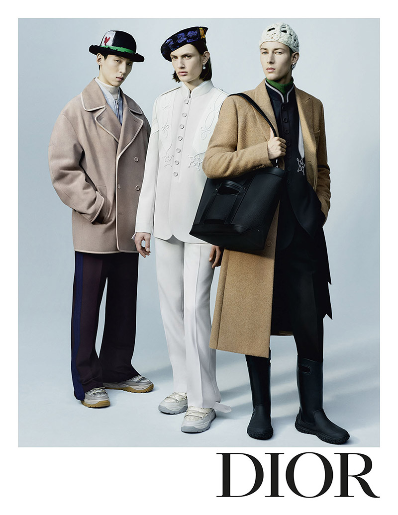 Dior Men's 2021/2022 Campaign