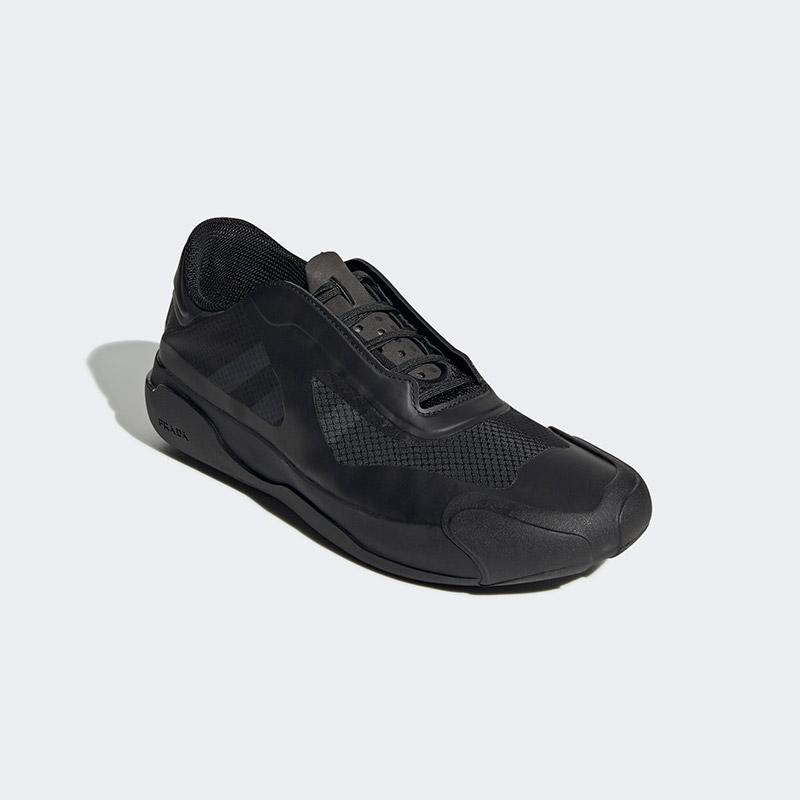 Prada x Adidas: A+P LUNA ROSSA 21 Sneakers Black 2