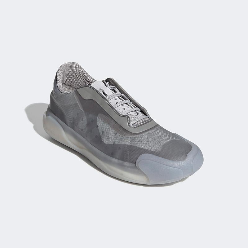 Prada x Adidas: A+P LUNA ROSSA 21 Sneakers Grey