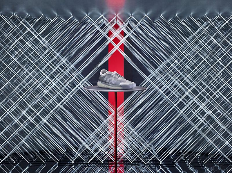 Prada x Adidas: A+P LUNA ROSSA 2021 Sneakers