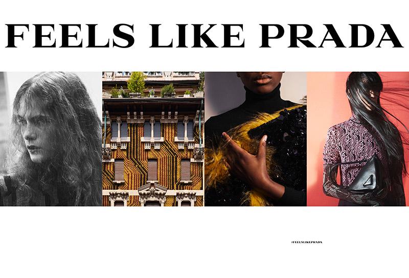 Prada Fall/Winter 2021 Campaign
