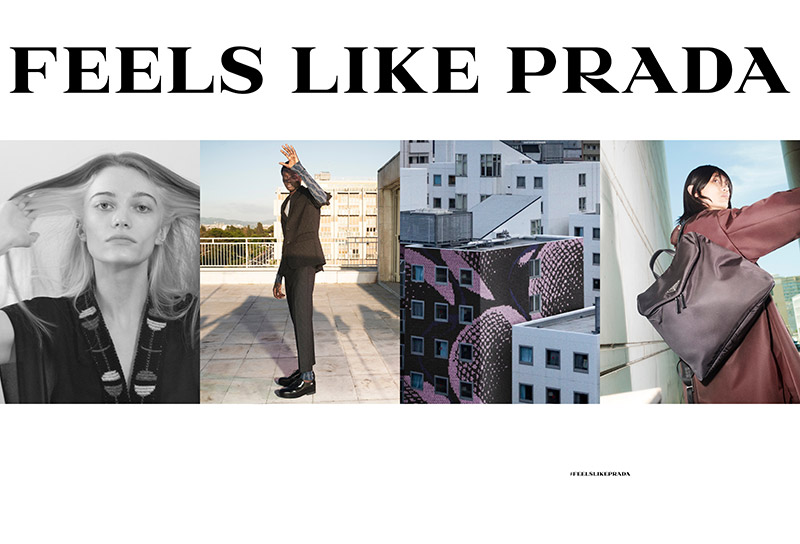 Prada 2021 Ad Campaign