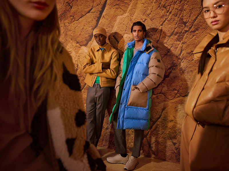 BOSS Fall/Winter 2021 Collection Campaign