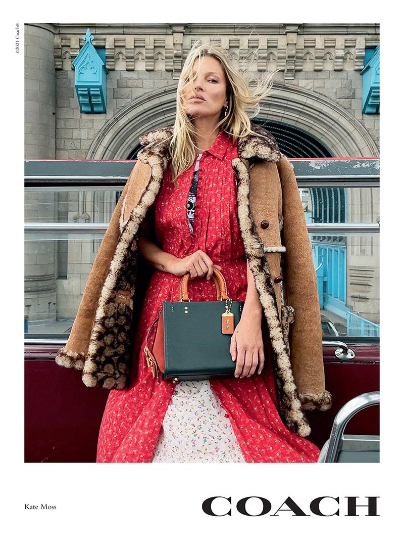 Coach Rogue Bag: Kate Moss