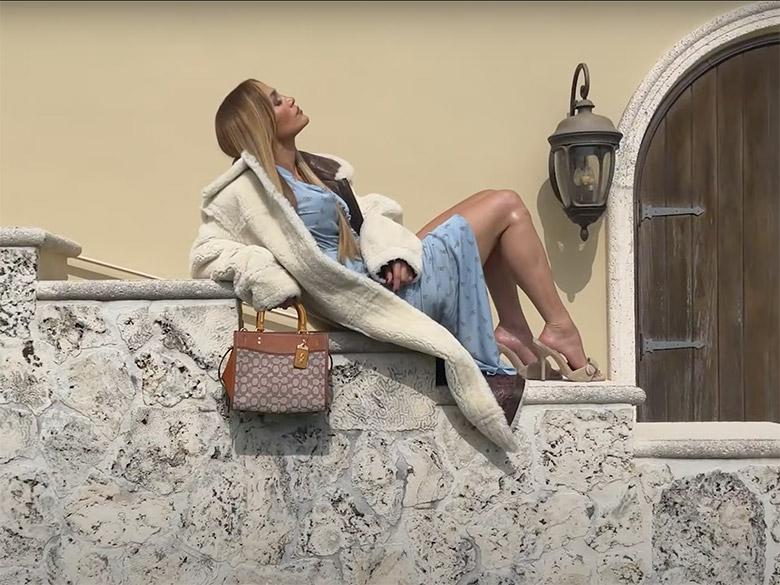 Coach Rogue Bag: Jennifer Lopez