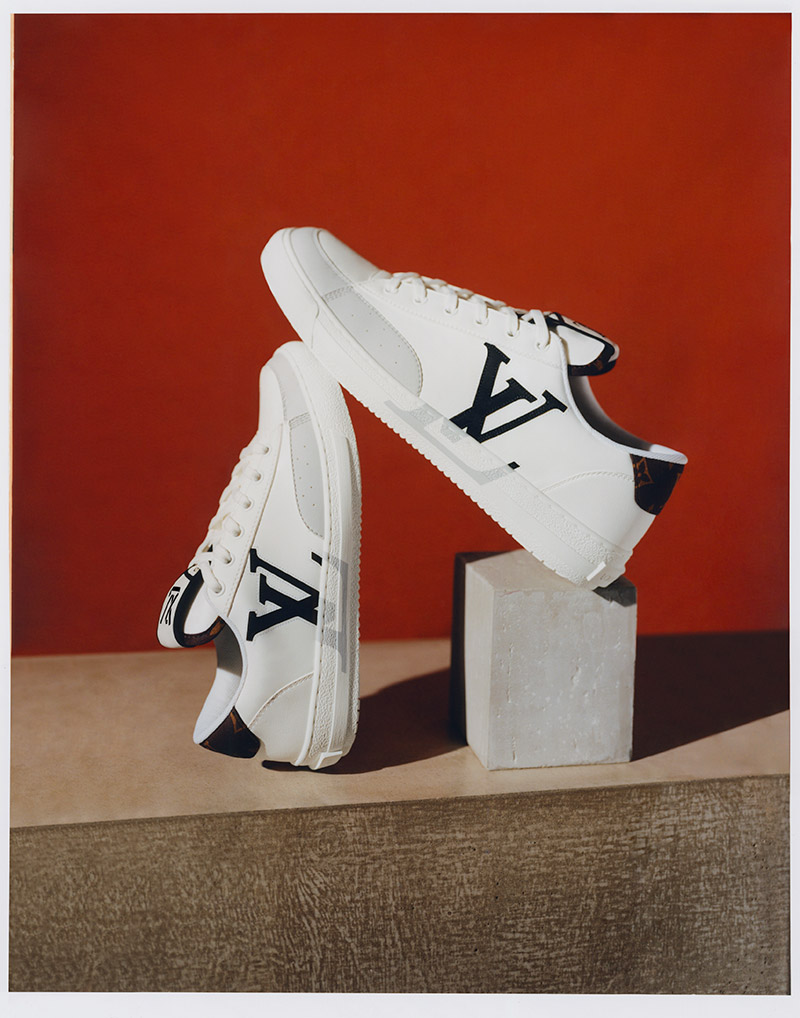 Louis Vuitton Charlie Sneakers with Eco-Conception