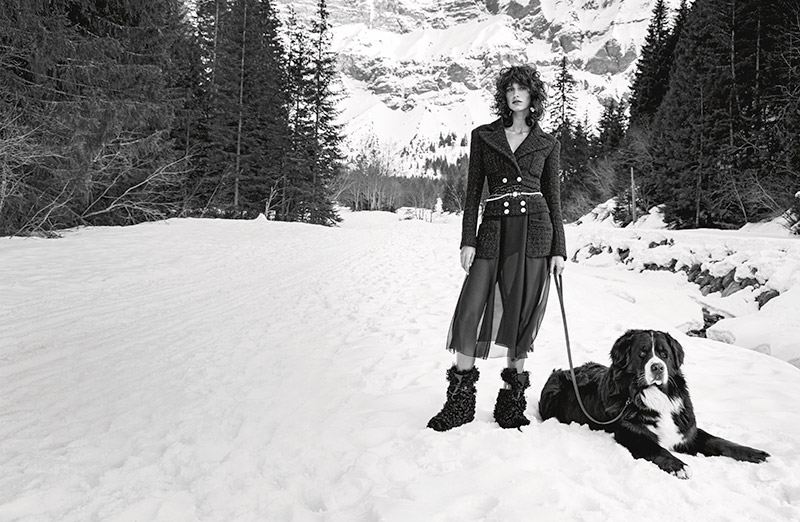 Chanel Fall Winter 2021 2022 Collection Campaign