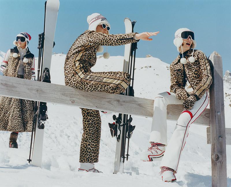 Dior Alps Collection
