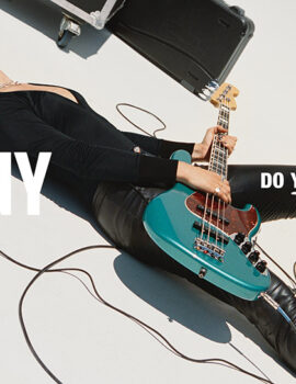 DKNY Fall 2021 'Do Your Thing' Campaign