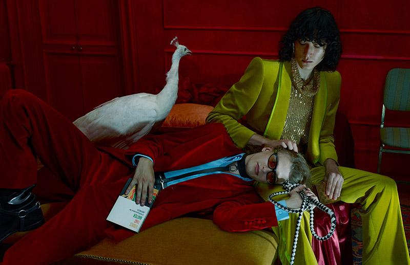 Gucci Aria 2021 Campaign