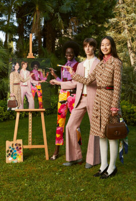 Gucci's Vault, A New Experimental Online Space