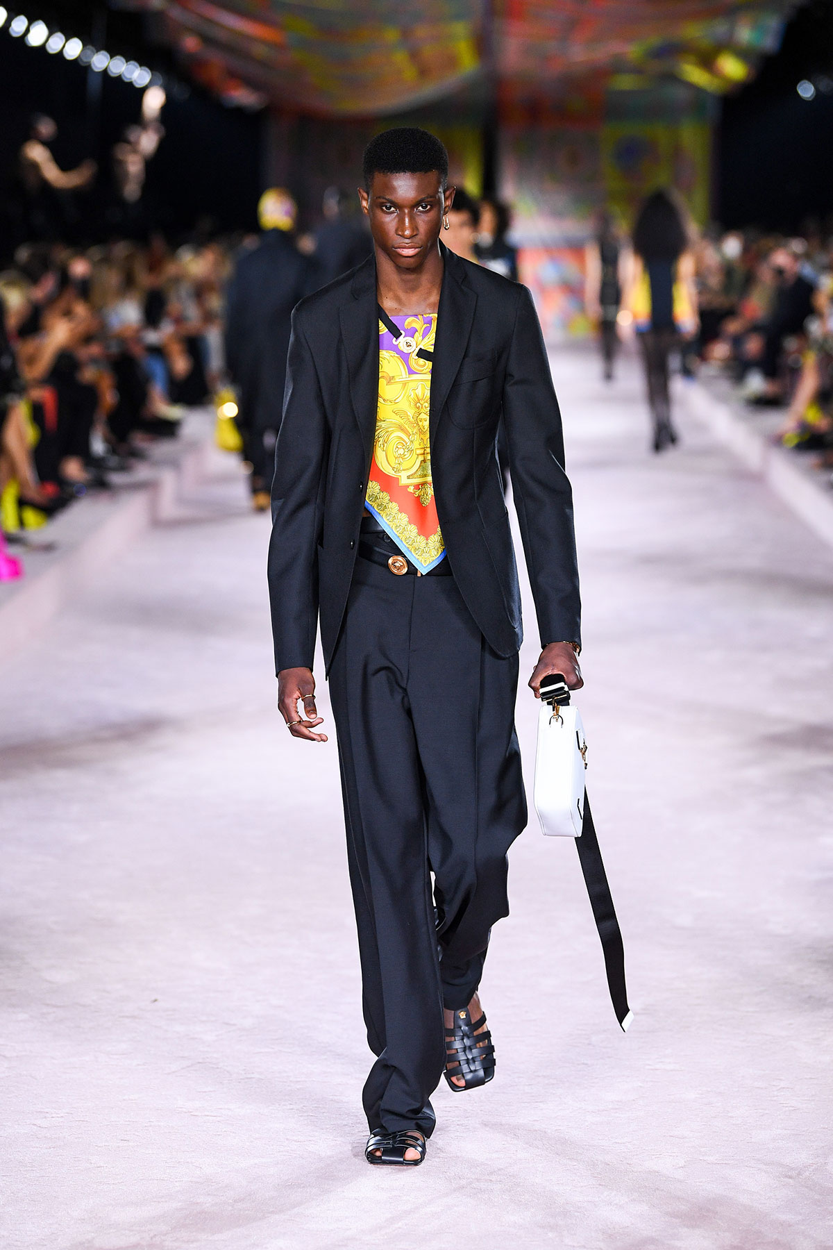 Versace Spring Summer 2022 Collection