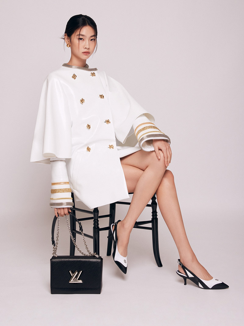 Squid Game's Ho Yeon Jung is now Louis Vuitton's Global Ambassador