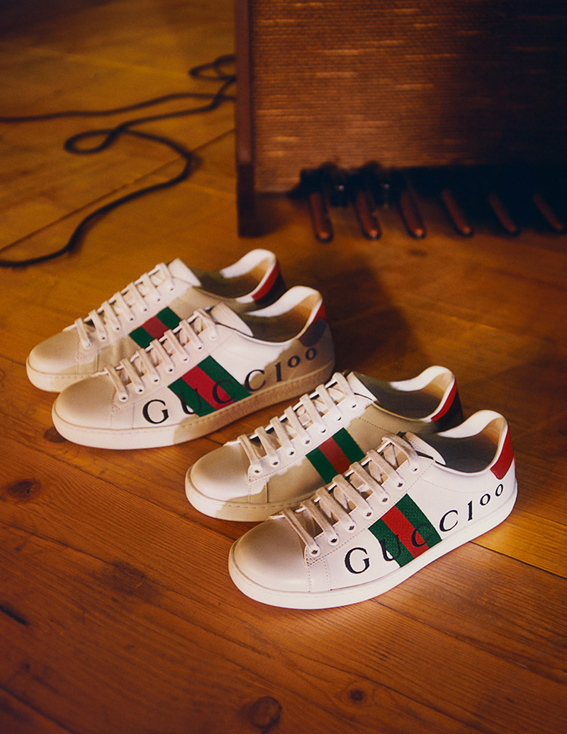 GUCCI 100 Collection